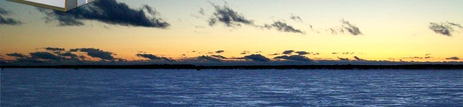 Contact jeff dahl for ice fishing sleeper rentals in for Lake of the woods ice fishing sleepers
